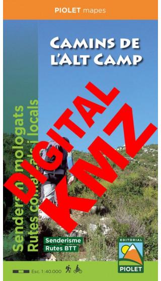 Camins de l'Alt Camp. Senders...