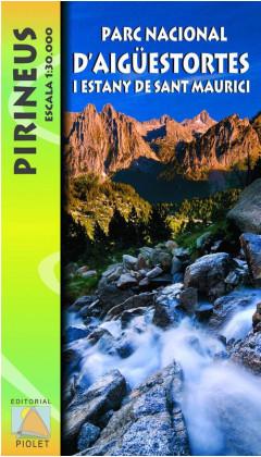 Parc Nacional d'Aigüestortes i Estany de Sant Maurici. Pirineus 1:30.000 1a ed