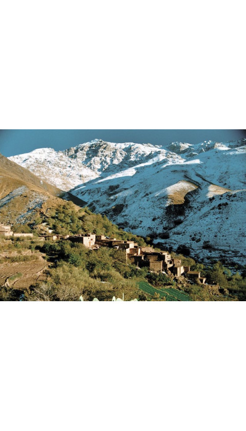 Toubkal. Alto Atlas. Marruecos. Digital Kmz (Garmin, Google Earth) 1:40.000 5a ed 2017