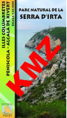 Parc Natural de la Serra d'Irta. Illes Columbretes. Peníscola, Alcalà de Xivert. Digital Kmz (Garmin, Google Earth) 1:20.000 1a