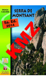Serra de Montsant. Digital Kmz (Garmin, Google Earth) 1:20.000 5a ed