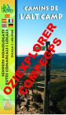 Camins de l'Alt Camp. Digital CompeGps/Oziexplorer 1:40.000  1a ed