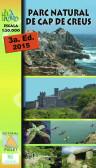 Mapa Parc Natural de Cap de Creus 1:20.000 3a ed