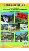 Mapa Sierra de Béjar. Parque Natural de Candelario. Sierra de Barco. Reserva Natural 'Garganta de los Infiernos' 1:30.000 3a ed