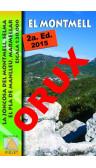 El Montmell. La Joncosa del Montmell, Selma, El Pla de Manlleu, Marmellar. Digital OruxMaps 1:20.000 2a ed