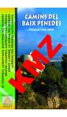 Camins del Baix Penedès, El Vendrell, Albinyana, Banyeres del Penedès, Bellvei, Calafell, Castellet i la Gornal, Cunit, L'Arboç,