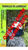 Torrelles de Llobregat. Centre Excursionista Torrellenc. Digital CompeGps/Oziexplorer 1:15.000 1a ed