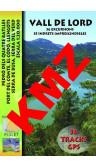 Vall de Lord. Pedró dels Quatre Batlles, Port del Comte, El Codó, Llengots, Serra de Busa, Serra del Verd. 36 Excursions. 35 Ind