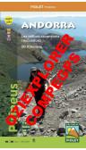 Andorra. Pirineus. Mapa+Guia. Les millors ascensions i excursions. 30 Itineraris.Digital CompeGps/Oziexplorer 1:40.000 1a ed