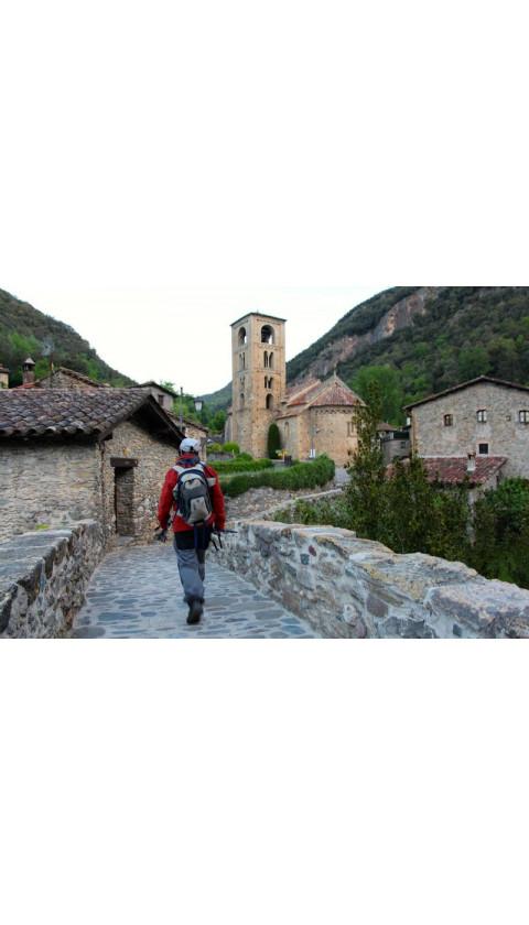 Caminos del exilio. Camprodon. Prats de Molló. Pirineus Orientals. Cuaderno de viaje + Mapa Digital OruxMaps  1:25.000 1a ed