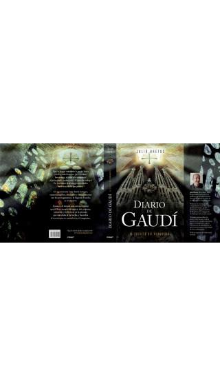 Diario de Gaudí. El secreto del anagrama. Julià Bretos. 1a ed. Marzo de 2017. Versión en castellano.