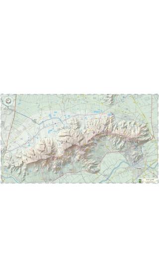 Sierra de Orihuela. Vega Baja del Segura. Formato digital Oziexplorer / Compegps 1:15.000 1a ed