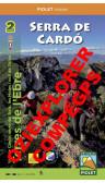 Serra de Cardó. Digital CompeGps/Twonav/Oziexplorer 1:20.000 1a ed