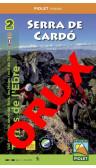Serra de Cardó. Digital OruxMaps 1:20.000 1a ed