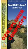 Camins del Camp. Costa Nord. Digital CompeGps/Oziexplorer 1:25.000 1a ed