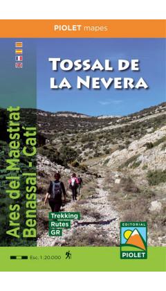 Tossal de la Nevera Map....