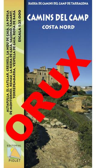 copy of Camins del Camp. Costa Nord....