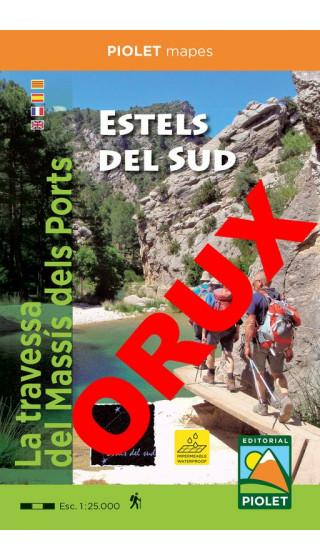 copy of Estels del Sud Map. La...