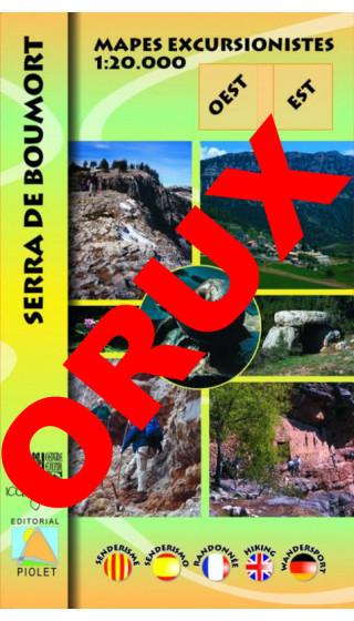Serra de Boumort. Oest-Est Digital...